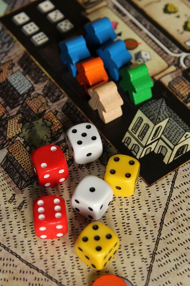 board game corporate event