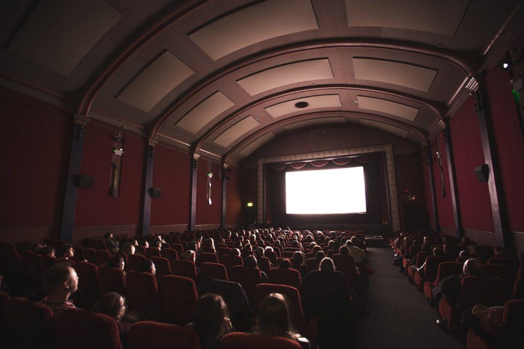 virtual cinema event idea